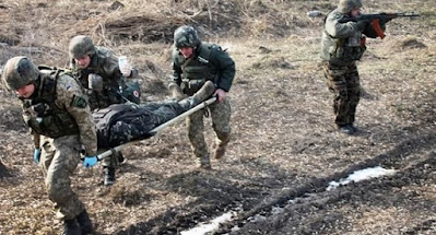 На Донбассе украинская армия снова понесла тяжелые потери