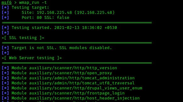 wamp_run modules list