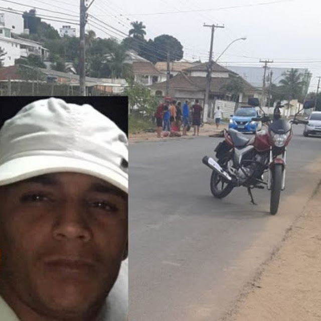 Itaperuna – Jovem morre vítima de acidente entre bicicleta e carro