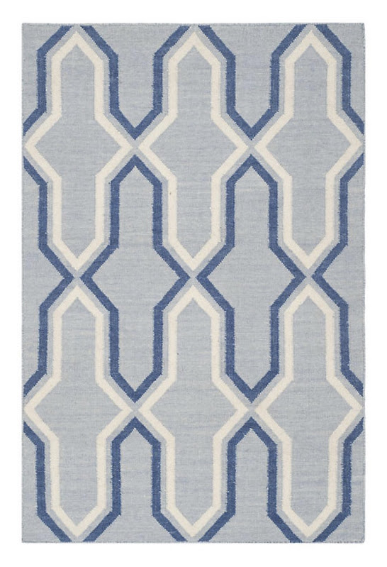Celeste Dhurrie Rug One Kings Lane