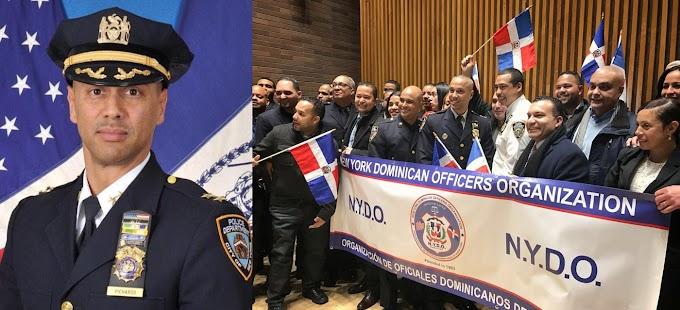Bachata, mangú y morir soñando tradiciones que mantiene el subjefe dominicano del NYPD Fausto Pichardo