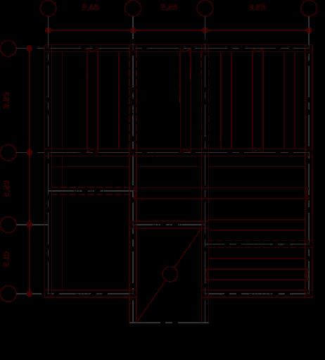 cours dessin de plans coffrage ferraillage et b ton arm. Black Bedroom Furniture Sets. Home Design Ideas