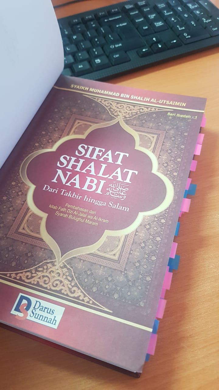 Buku Sifat Shalat Nabi - Syekh Al-Utsaimin - Darus Sunnah