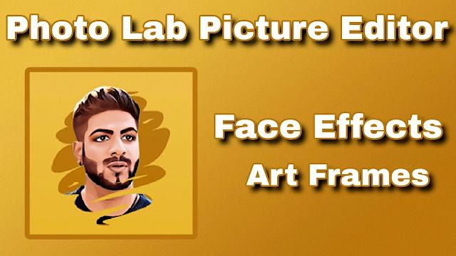 تنزيل تطبيق فوتو لاب بيكتشر اديتور Photo Lab Picture Editor للاندرويد