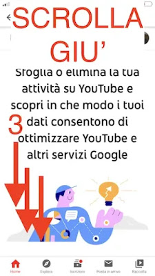3. visualizzare propri commenti youtube app iphone android_risultato