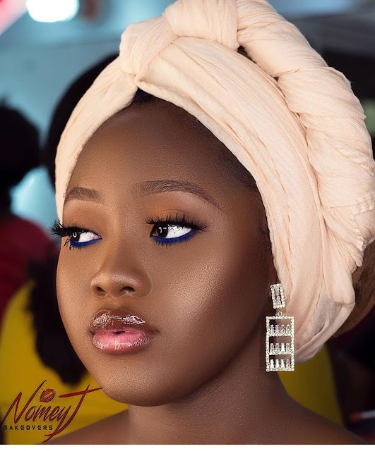 2019 Special Makeup Ideas for Dark Skin Women