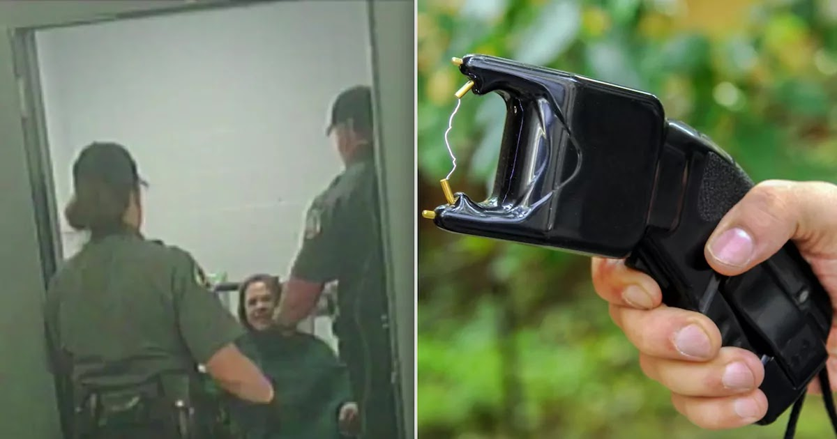 Grandmother Who Was Wrongfully Arrested While Naked, Taken To Jail And Tasered, Receives $2.4 Million Settlement