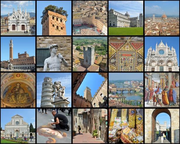 Strutture ricettive presenti nella regione Toscana - Travel blog Viaggynfo