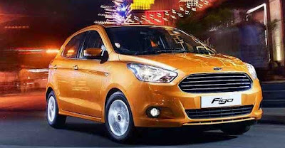 All-New Ford Figo Delivers Advanced Technologies, Smart Design, Superb Comfort