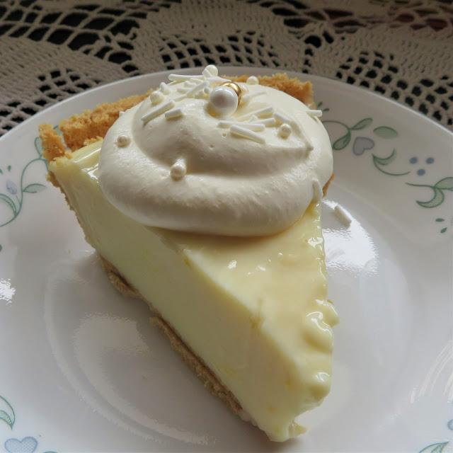 Lemon Icebox Pie