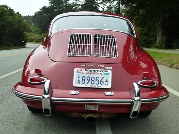 1962 Porsche 356B T6 Super Coupe - Buy Classic Volks