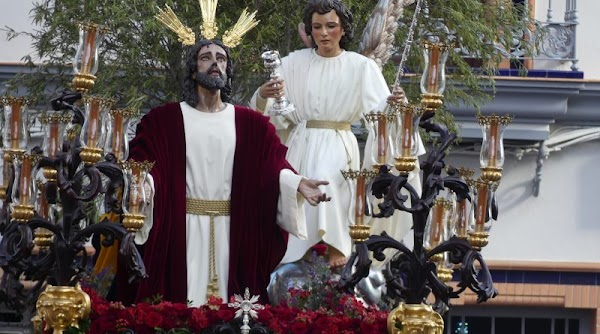 La Banda de los Angeles acompañara en el 2021, al Señor de la Oración en el Huerto de Alcalá de Guadaira