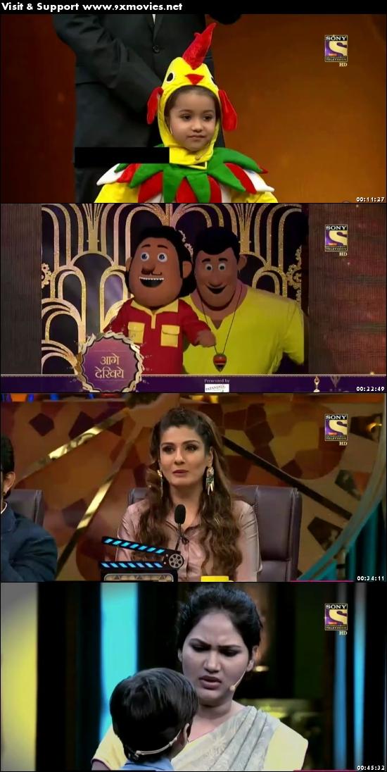 Sabse Bada Kalakar 21 May 2017 HDTV 480p 200MB