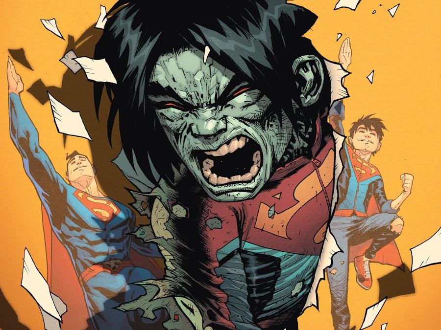 superman dc rebirth patrick gleason boyzarro