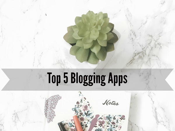 Top 5 Blogging Apps