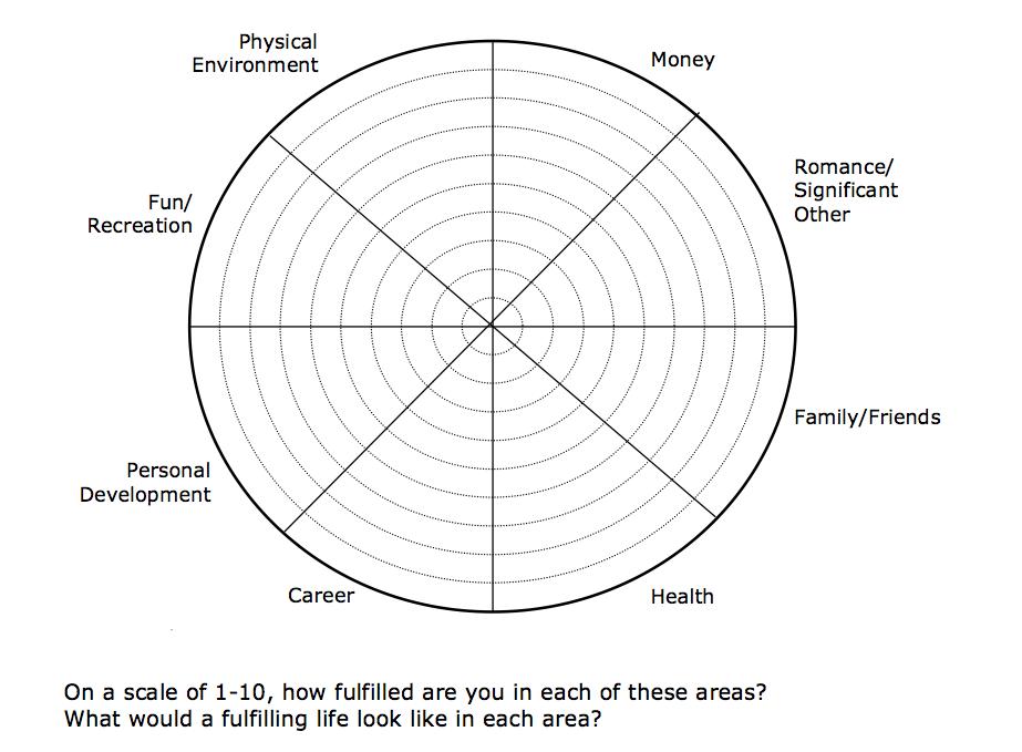 The Patient Patient: Life Impact Wheel