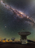 ALMA and the centre of the Milky Way