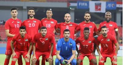 مباراة فلسطين و أوزباكستان ضمن تصفيات آسيا المؤهلة لكأس العالم 2022