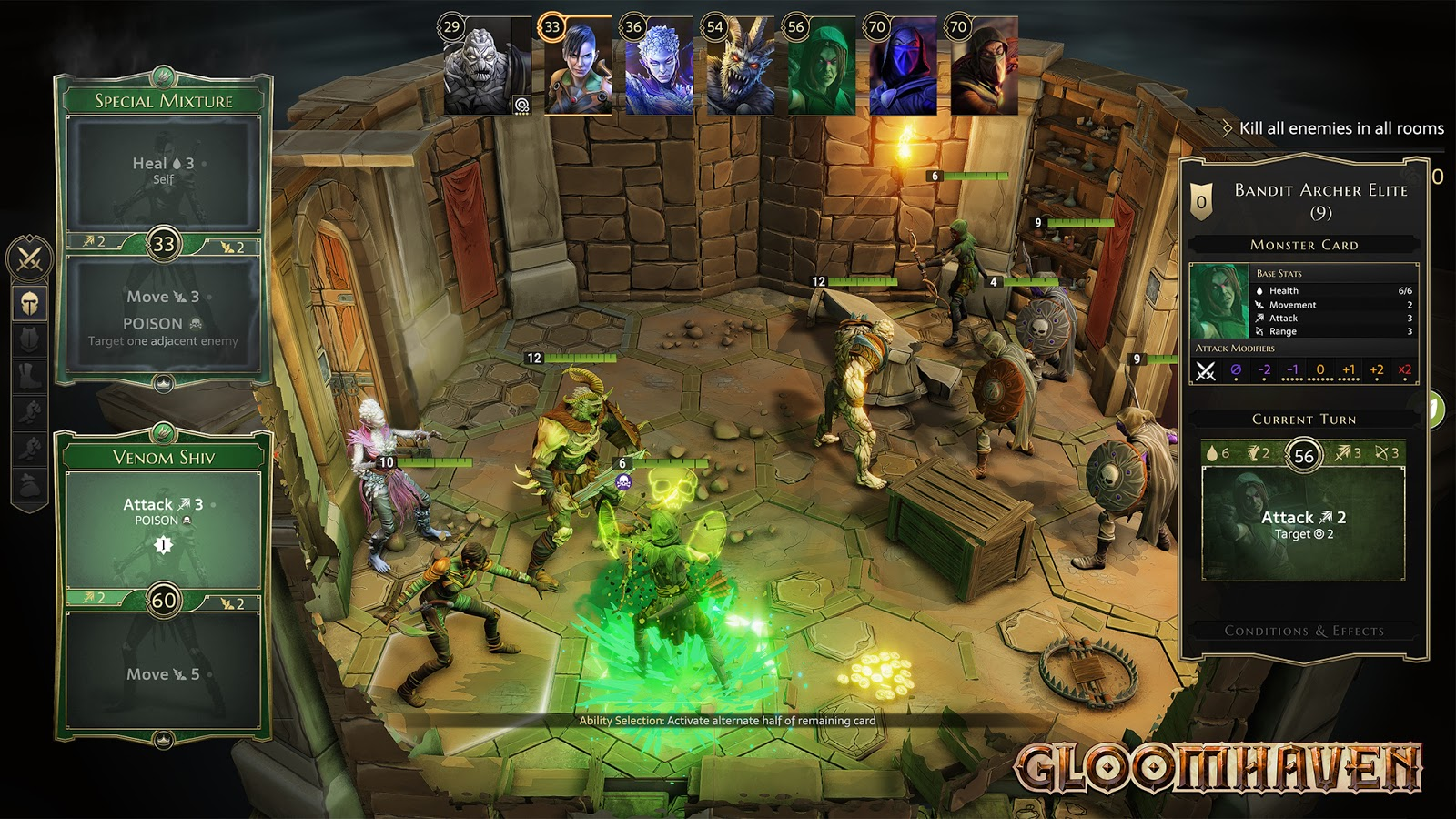 Chalgyr's Game Room: Gloomhaven Releases in Early Access
