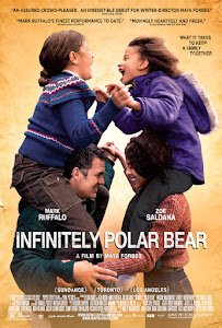 Infinitely Polar Bear Poster