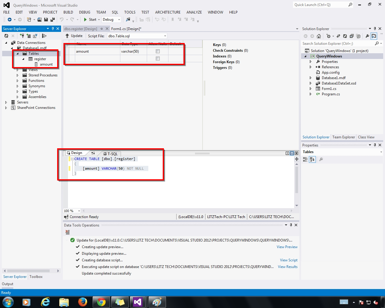 By billupsforcongress How To Insert Data Into Database From Gridview