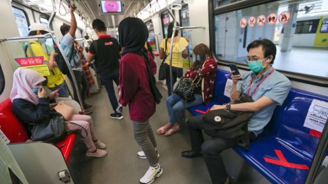 Mulai 1 Ogos, Semua Wajib Pakai Face Mask