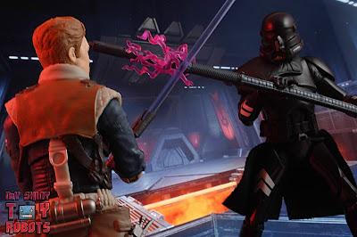 Star Wars Black Series Gaming Greats Electrostaff Purge Trooper 38