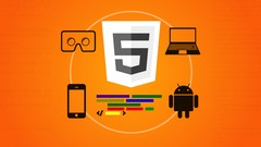HTML5 Mastery—Build Superior Websites & Mobile Apps NEW 2021