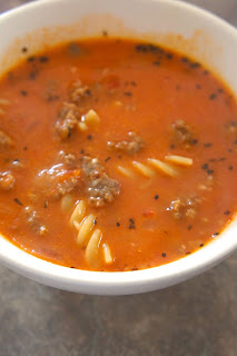 Creamy Italian Tomato Soup: Savory Sweet and Satisfying