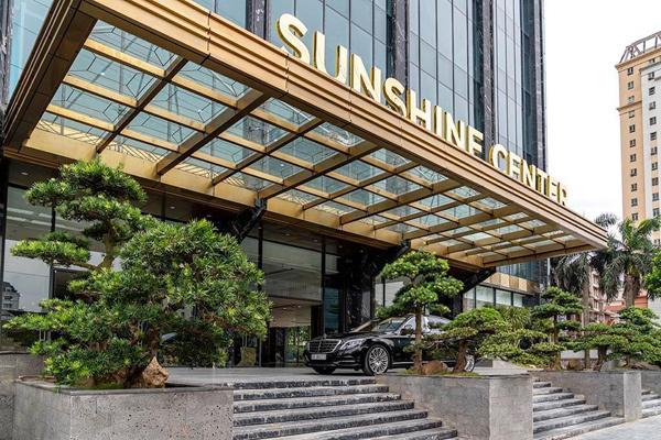 Dự án Sunshine Center Phạm Hùng