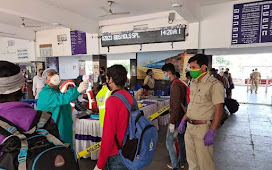 300 Passengers Stranded In Various States Are Being Brought To Kharagpur