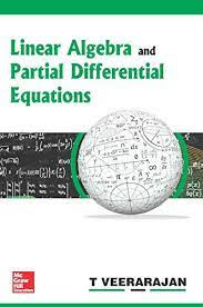 Linear Algebra and Partial Differential Equations by T Veerarajan
