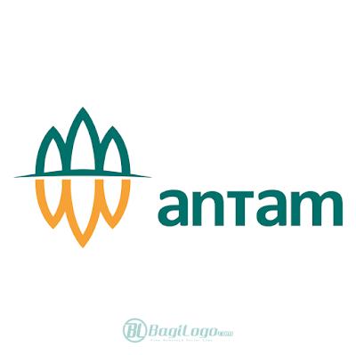 Aneka Tambang Logo Vector