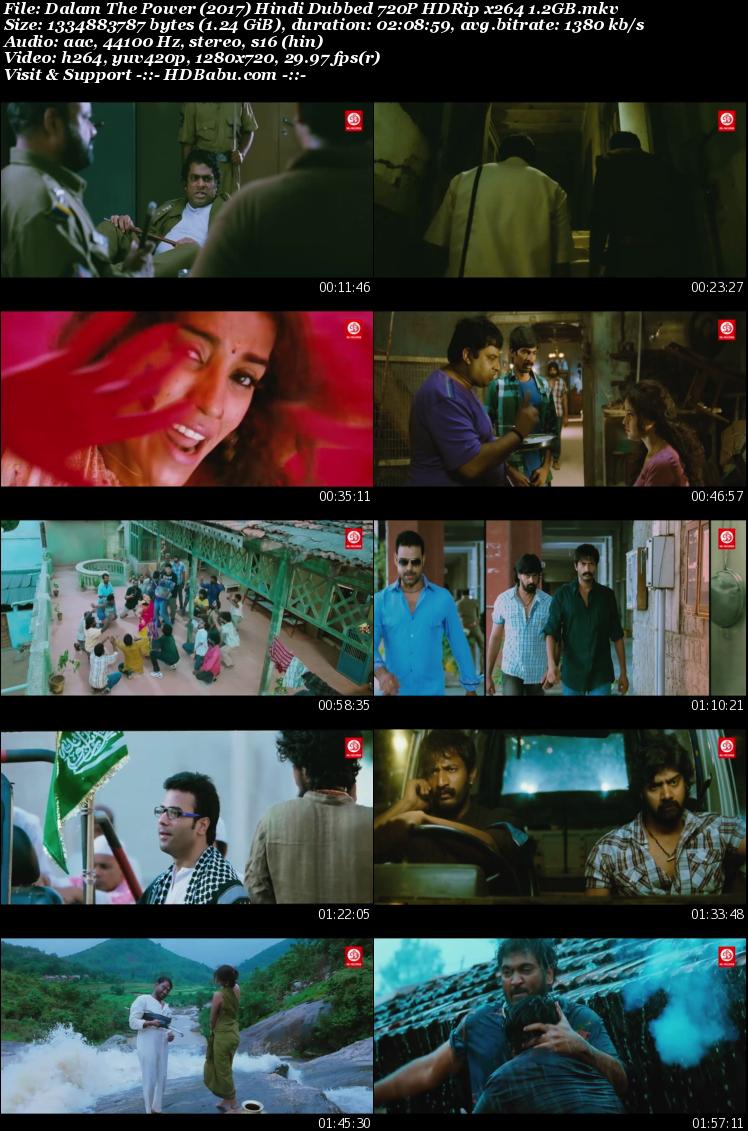 Dalam The Power Hindi Dubbed Full Movie Download, New South Indian Hindi Dubbed 2017 - 2018 MovieDalam The Power Tamil Telugu Hindi Dual Audio Full HD MKV MP4 UnCut 720p & 480p HDRip