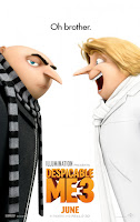 Despicable Me 3 Movie Poster 3
