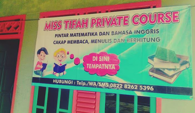 miss tifah private course