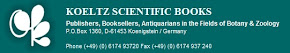 Koeltz Scientific Books
