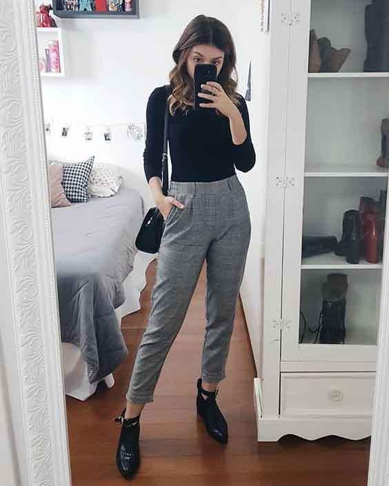 Como se vestir para trabalhar Office Home
