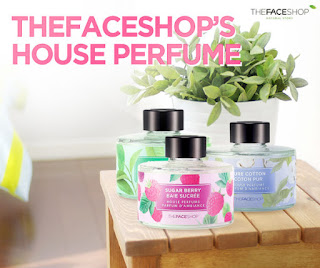 THEFACESHOP house perfume