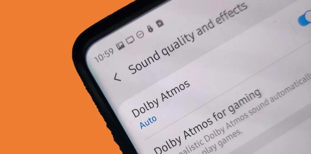 طريقة تحسين جودة الصوت في هاتف Samsung Galaxy