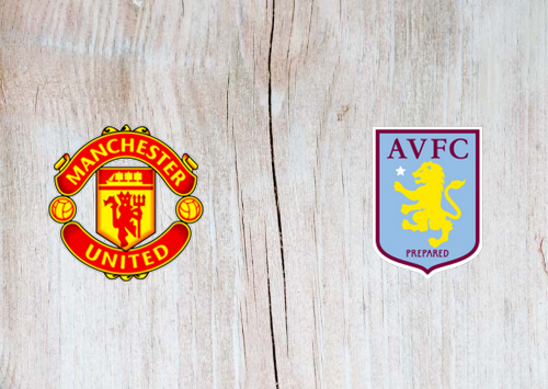 Manchester United vs Aston Villa -Highlights 01 January 2021