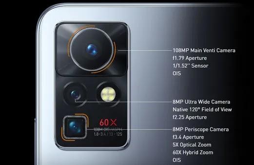 Infinix Unveiled its First Ever Premium Smartphones with Periscope Cameras