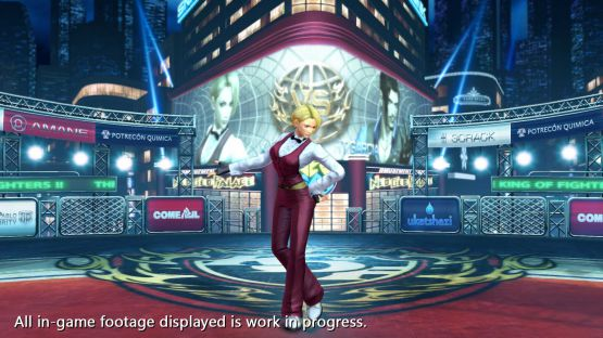 The King Of Fighters XIV screenshot 4