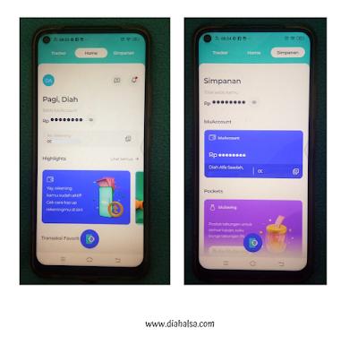 Tabungan online blu digital