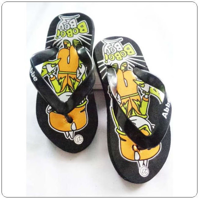 grosirsandalmurah.org - sandal anak - amx karakter simplek anak