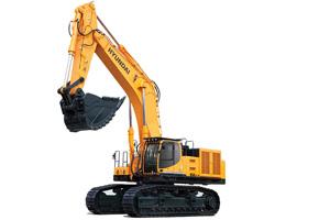 Hyundai Excavators R850LC-9