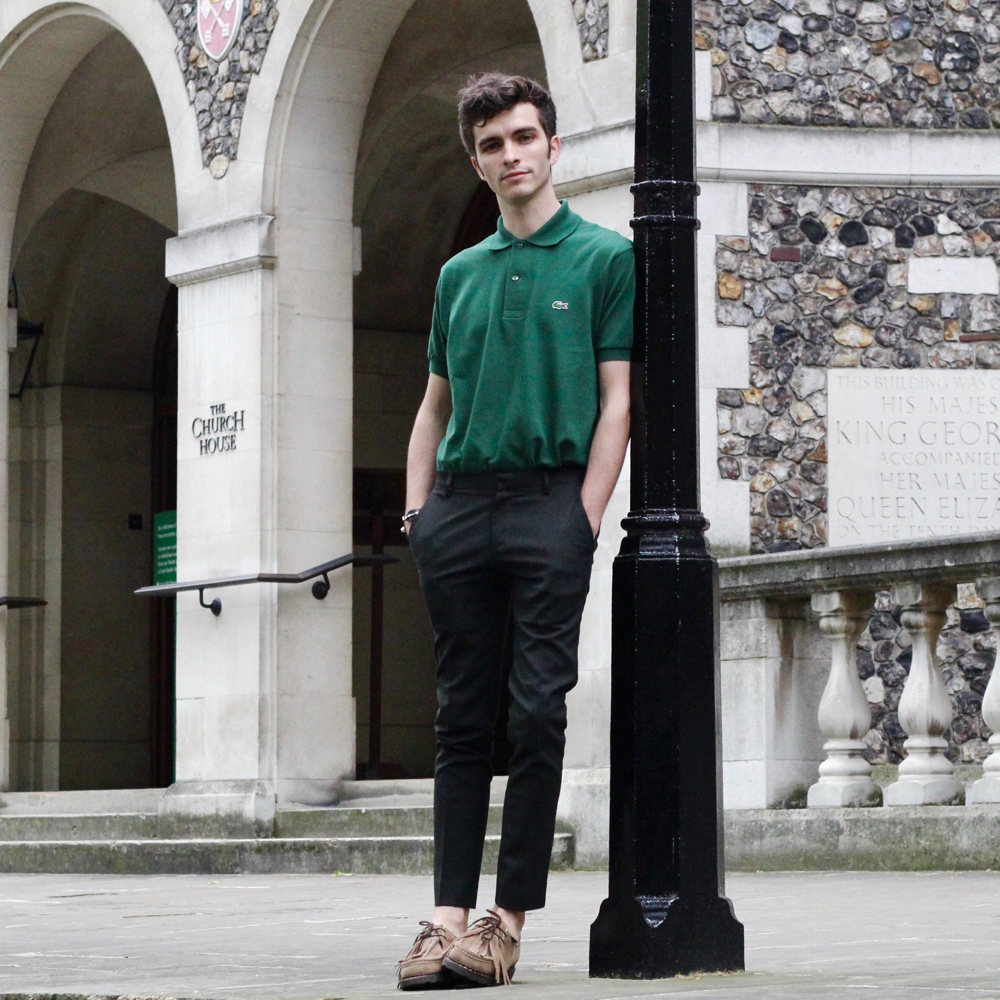 Preppy Westminster Stylnoxe Blog Mode Homme