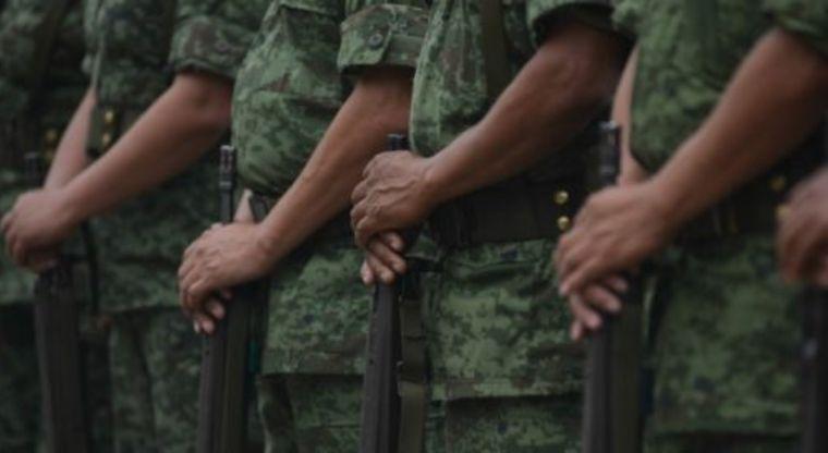 Militares son juzgados por confesar nexos con Zetas
