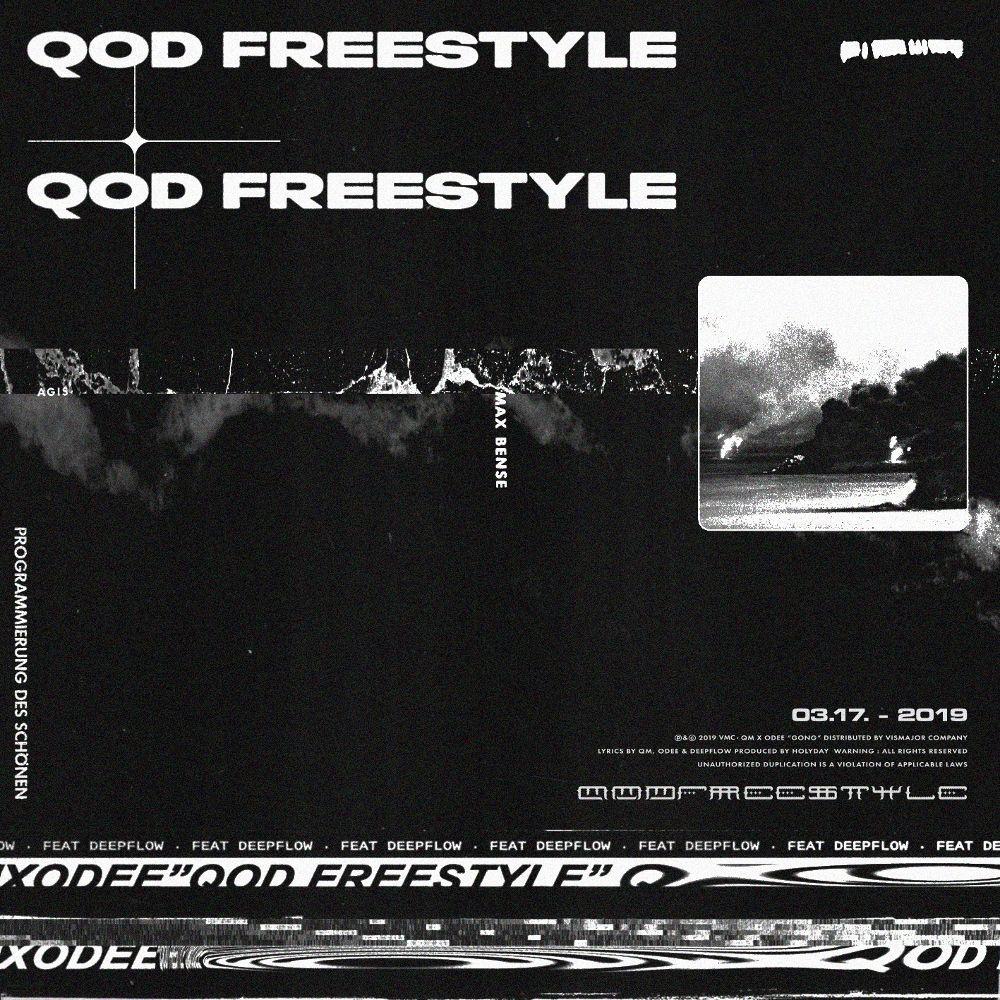 QM X ODEE – QOD FREESTYLE (feat. Deepflow, DJ Tiz) – Single