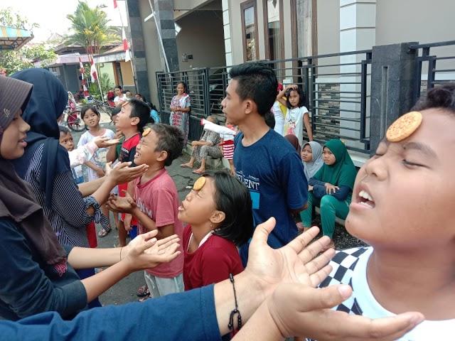 Sambut HUT RI Ke-75, Katar Dusun Jambangan Lebih Awal Adakan Lomba Agustusan